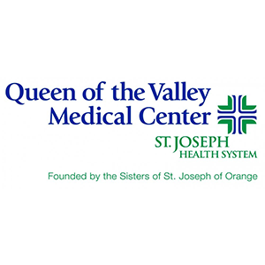 Queen of the Valley Logo