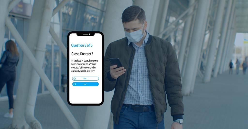 COVID-19 Health Screening App