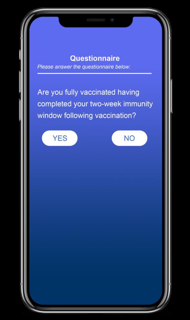 COVID Screening App